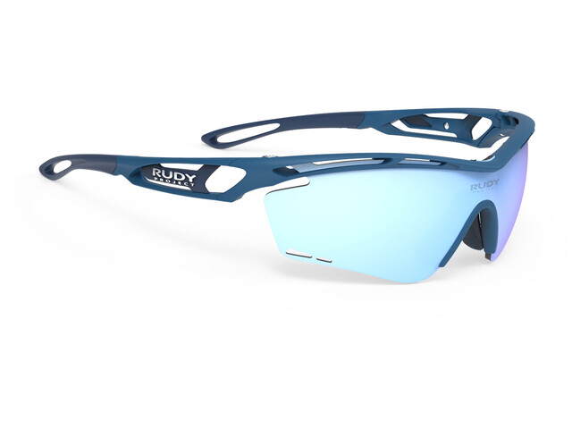 Rudy Project Tralyx Glasses pacific blue matte/multilaser ice